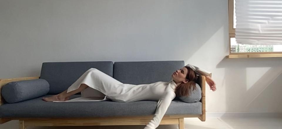 Basic Instinct Dress by Monosuit
