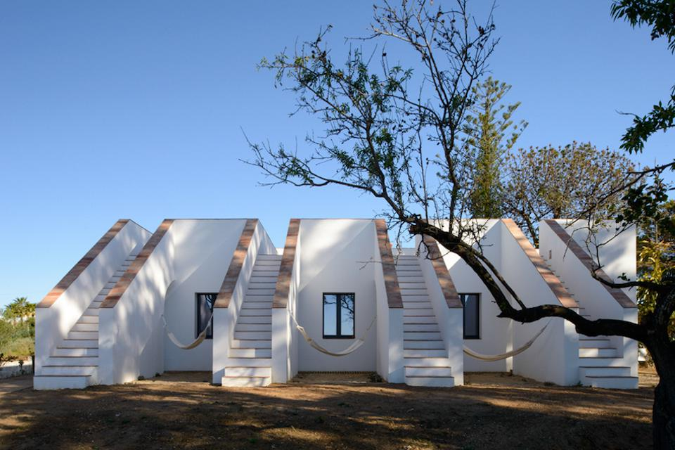 sustainable designed hotel in Portugal