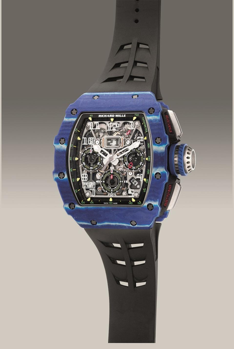 Richard Mille RM11-03 Jean Todt chronograph