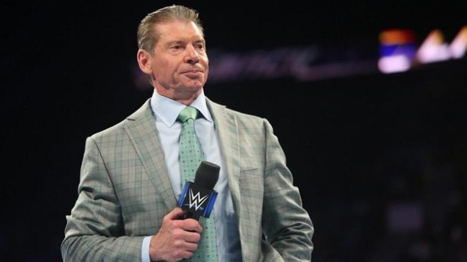 WWE George Floyd Statement Donald Trump