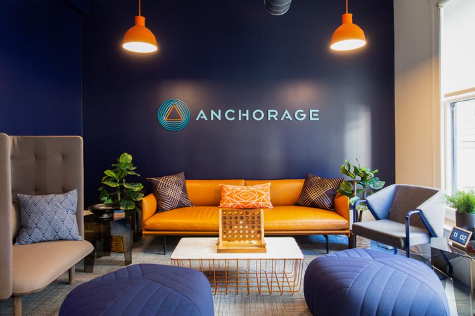 Pictured is a photo of Anchorage's San Francisco Office.