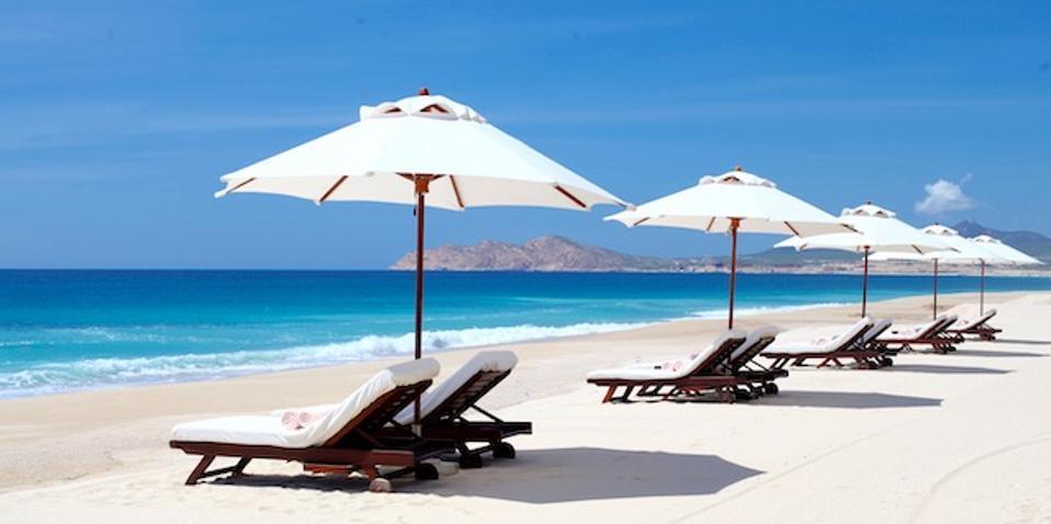 Las Ventanas al Paraiso, A Rosewood Resort sits on the Sea of Cortez