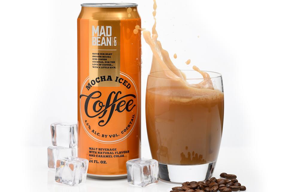 Mad Bean Mocha Iced Coffee