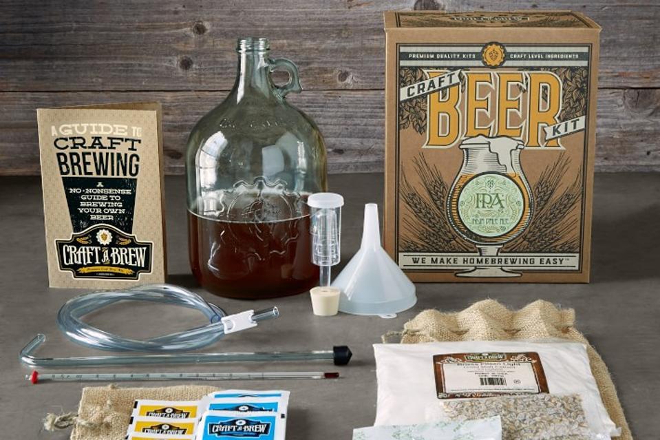 Williams Sonoma IPA Craft Beer Kit