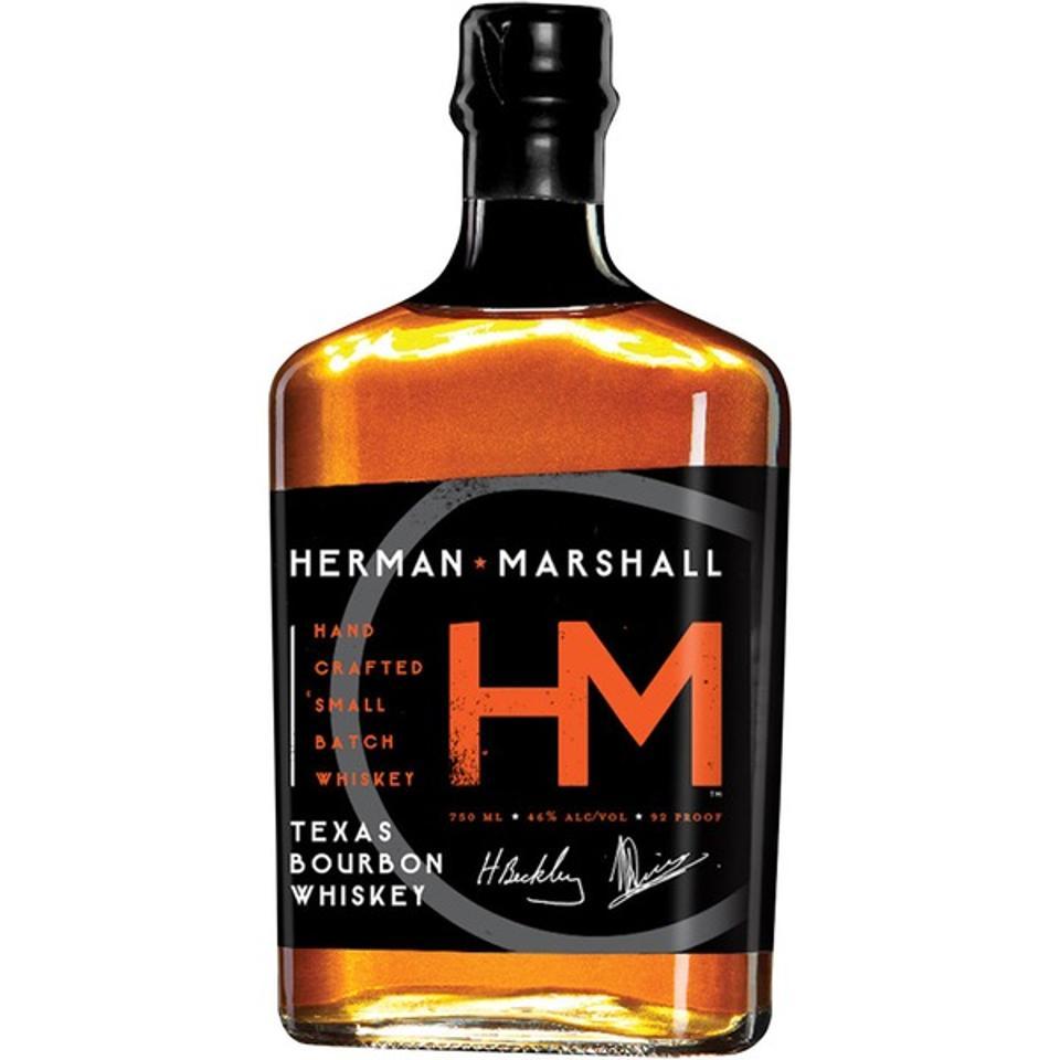 Herman Marshall, Texas Bourbon