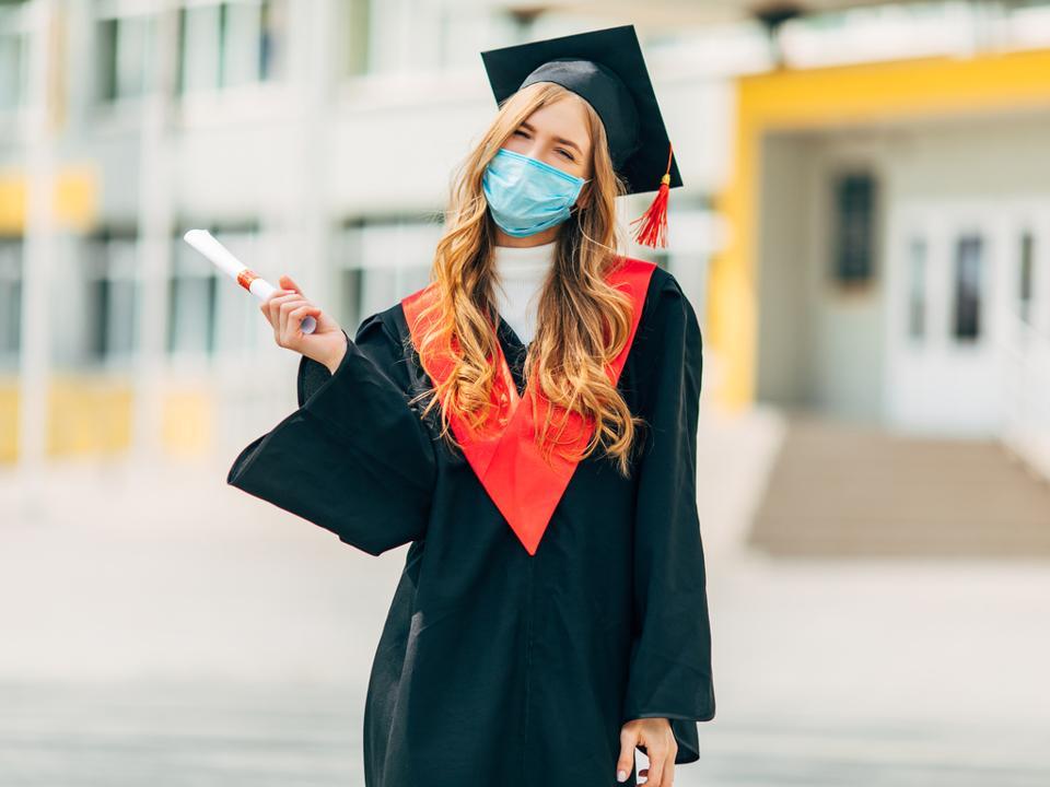 New graduate in Pandemic Economy