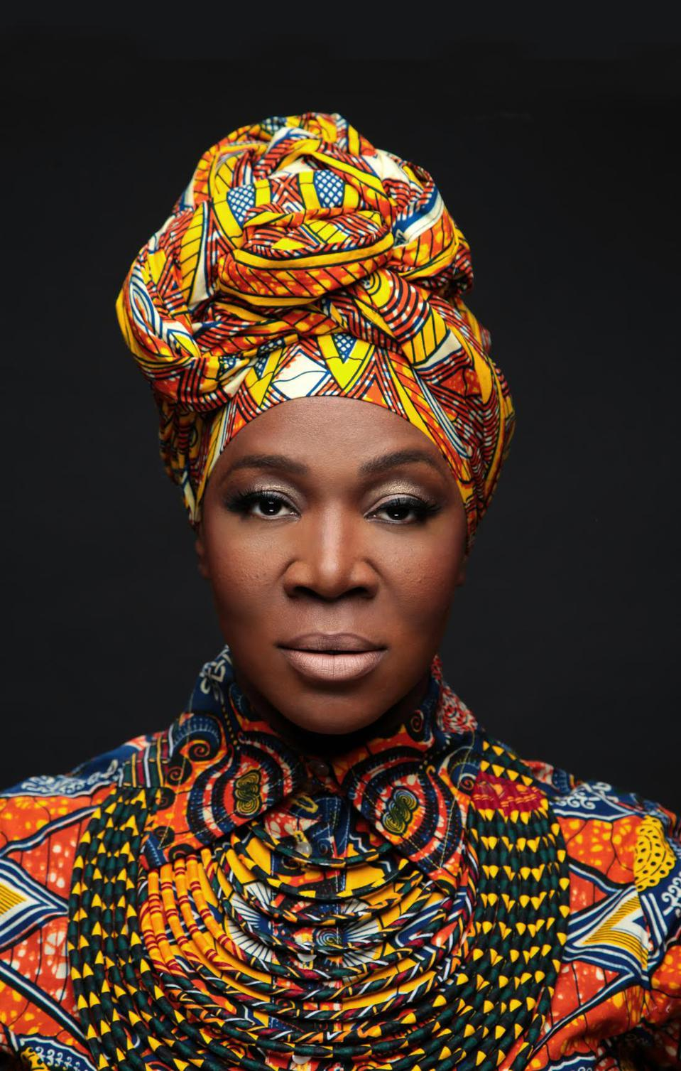 ″I've outgrown the ability to squash myself down or diminish my real nature in my public life,″ says India.Arie, multi-Grammy Award winner and singer/songwriter.
