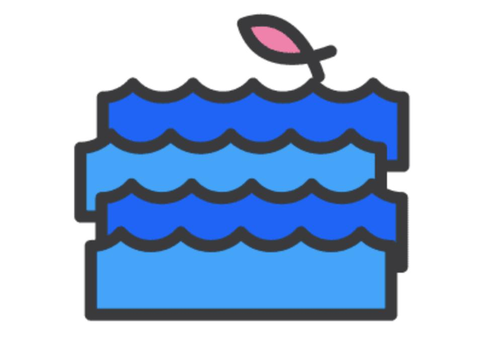 One of the cool stickers from the Apple Watch World Environment Day Challenge