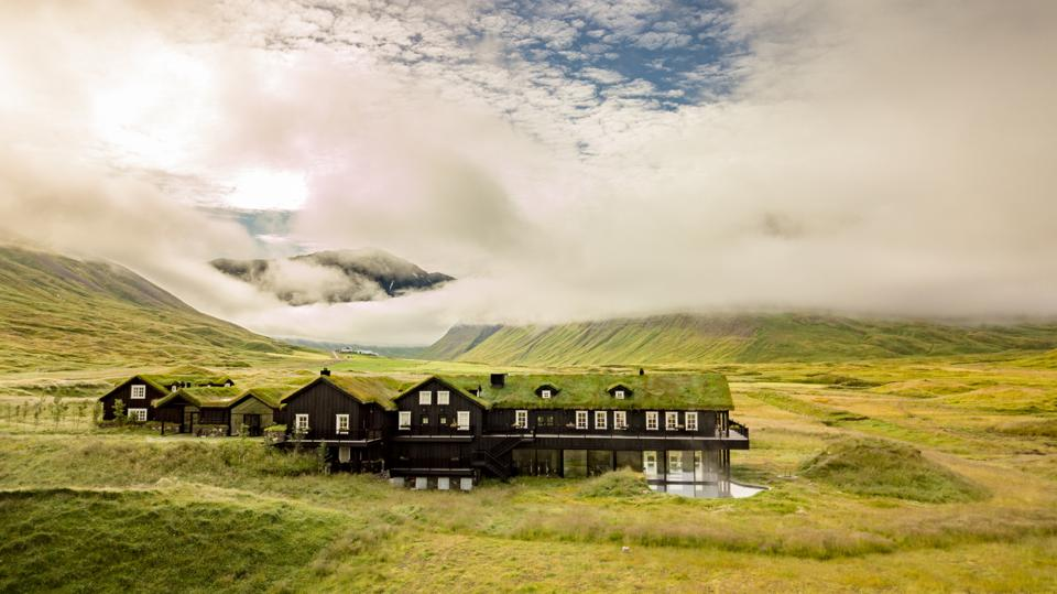 villa in Iceland
