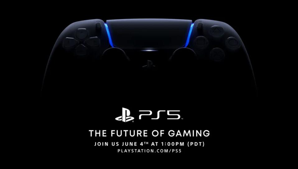 Sony Offers An Update On The PS5 Reveal Event