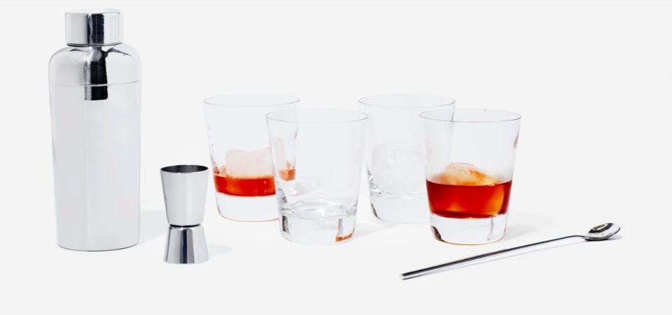 Snowe Whiskey Barware Set