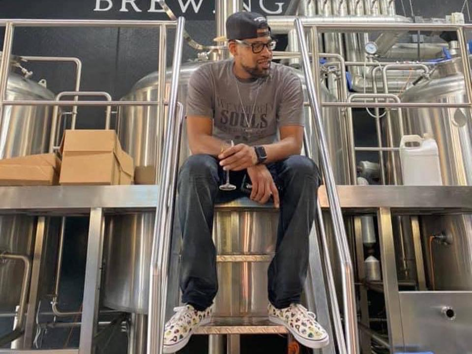 Marcus Baskerville Co-Founder Weathered Souls Brewing Co And Black Is Beautiful Project