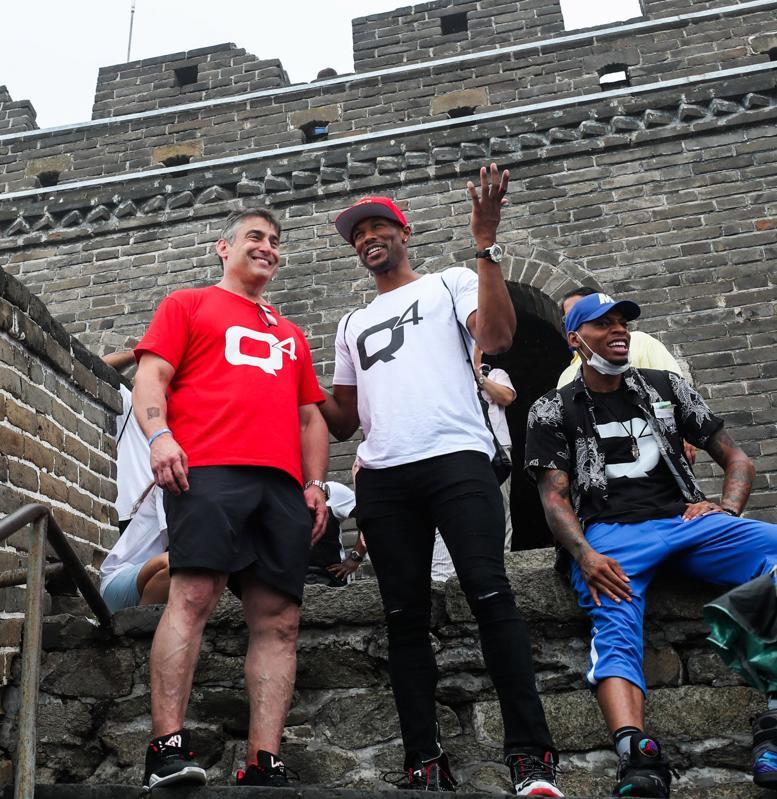 Q4 Sports, China, SBA, PPP, EIDL