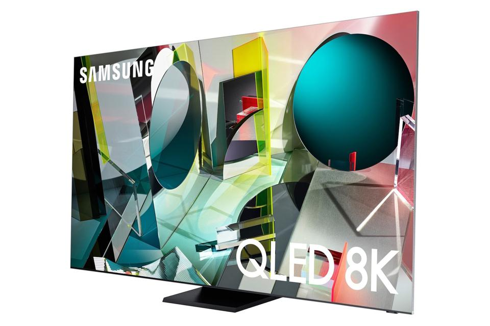 The Samsung 75Q950TS