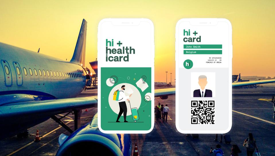 digital health passport