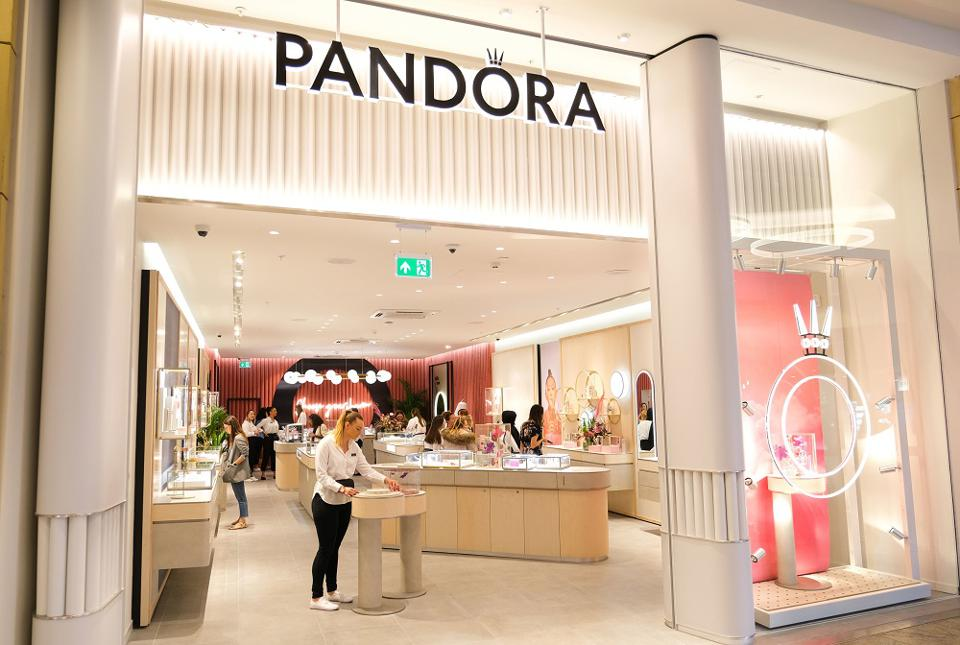 How To Turn Around A Once Booming Global Jewelry Brand Pandora Was On Track Then Came Coronavirus