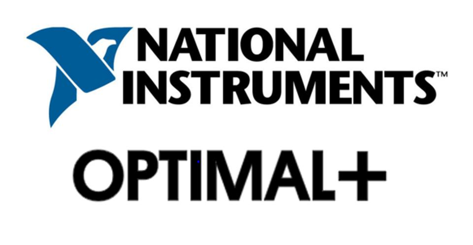 National Instruments & Optimal+