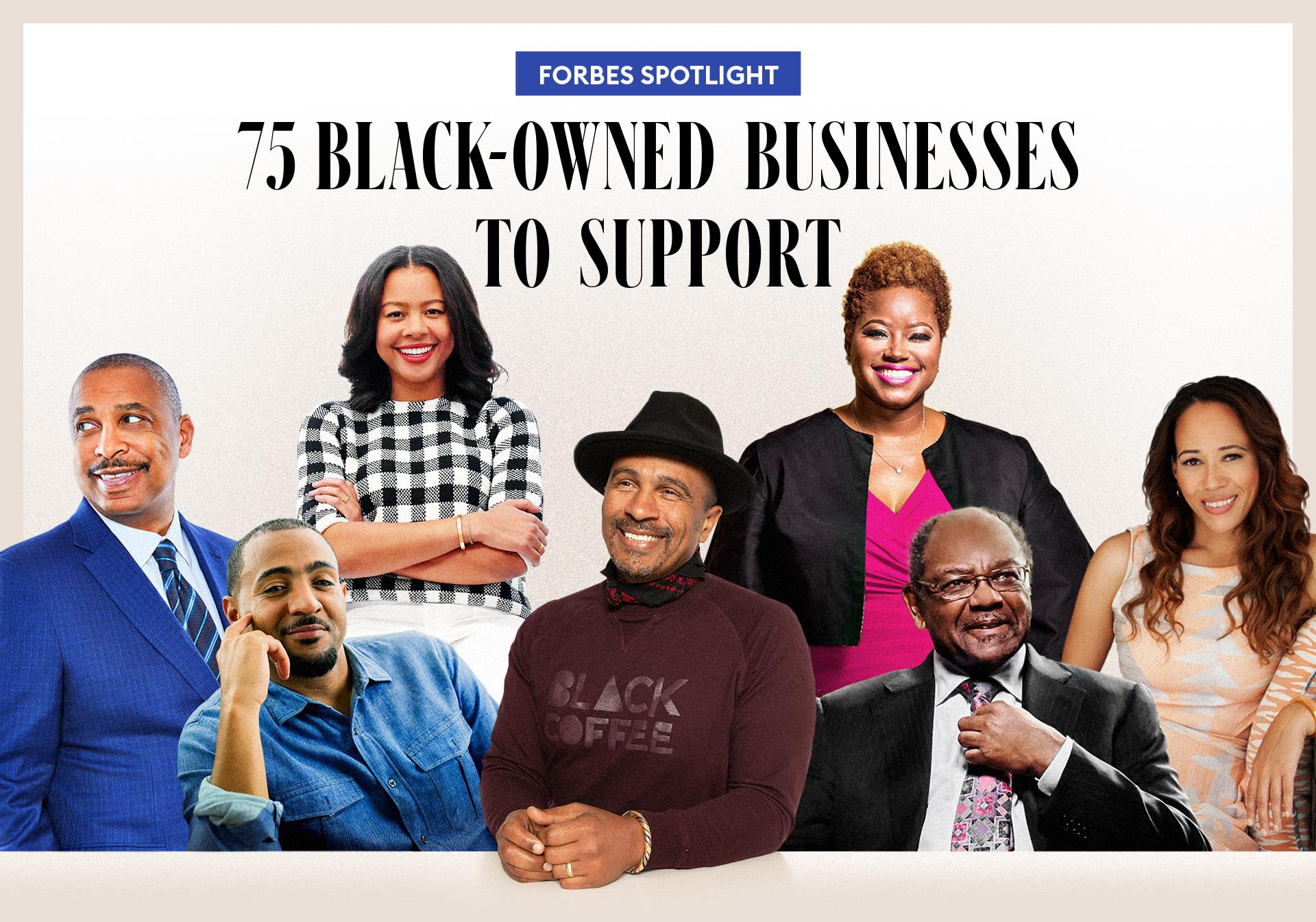 75 Black-Owned Businesses To Support