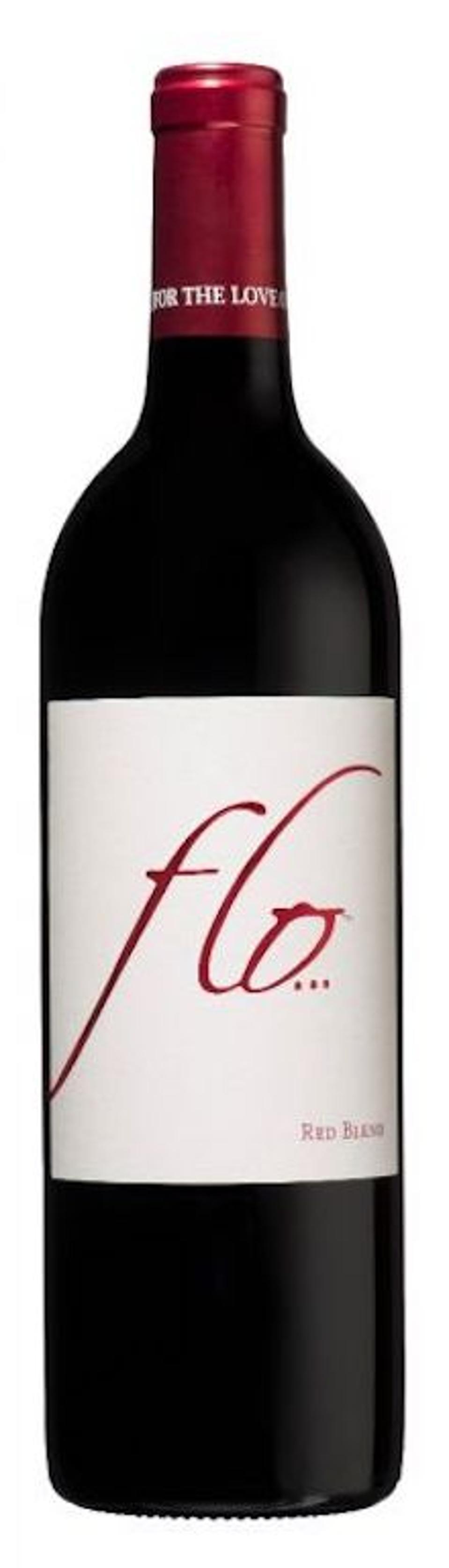 FLO Wine 2015 Red Blend