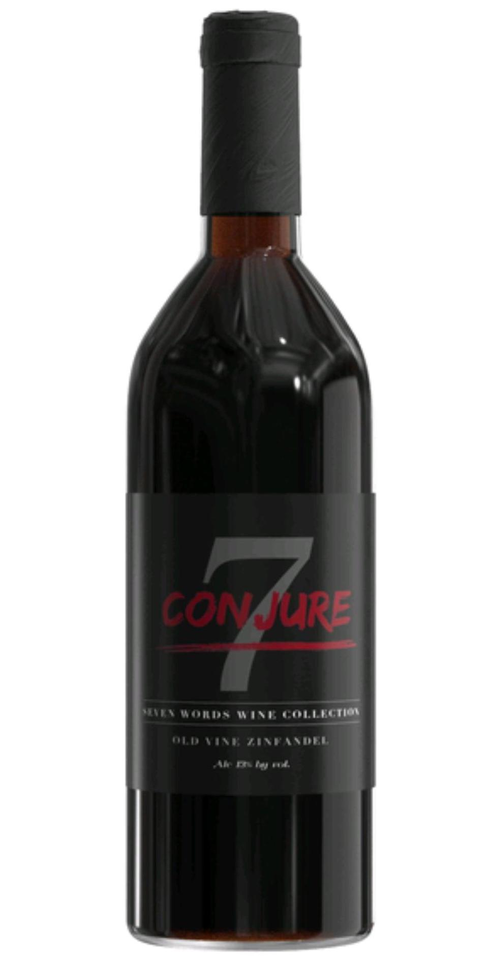 Sip and Share Wines Conjure Zinfandel