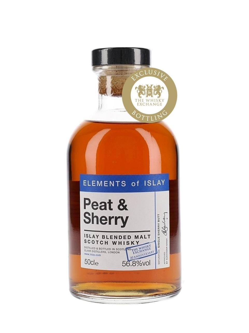 Elements of Islay, Peat Sherry