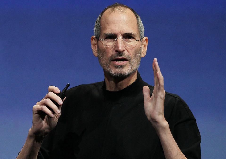 Steve Jobs believed in loving what you do
