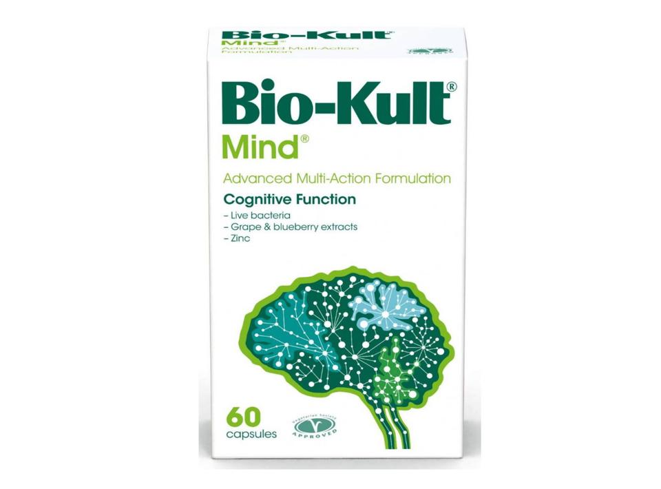 Bio-Kult Mind cognitive funtion probiotics supplement wellness