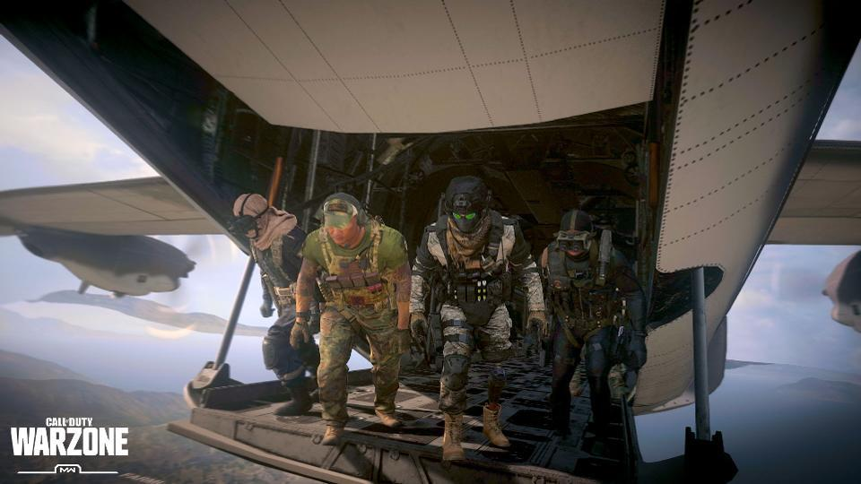New Call Of Duty Modern Warfare And Warzone Season 4 Start