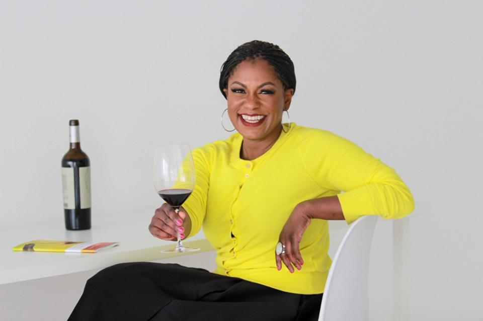 Regine Rousseau, Founder and CEO of Shall We Wine