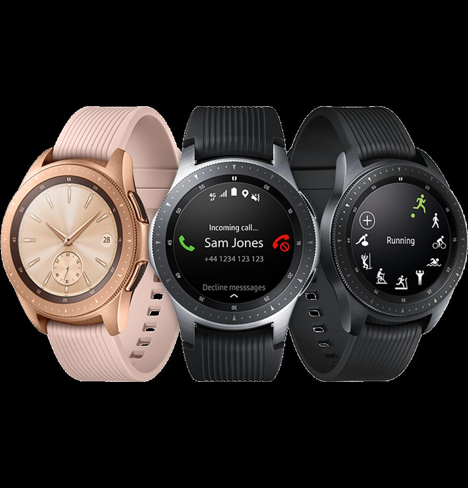 The original Samsung Galaxy Watch range. This year's models wil be different