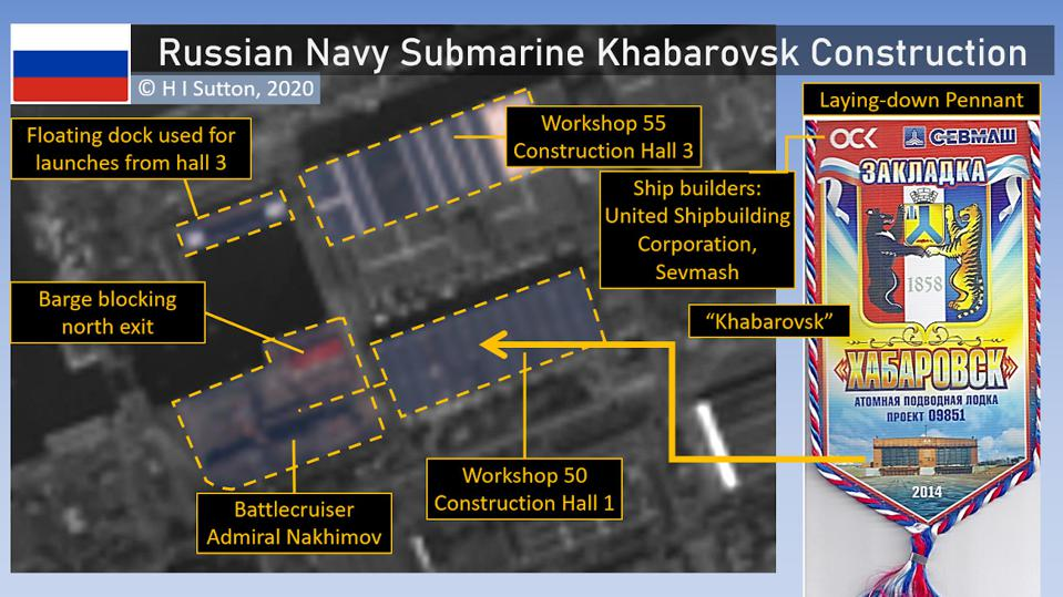 Upgraded Kirov class: Project 11442 [Admiral Nakhimov] - Page 26 960x0