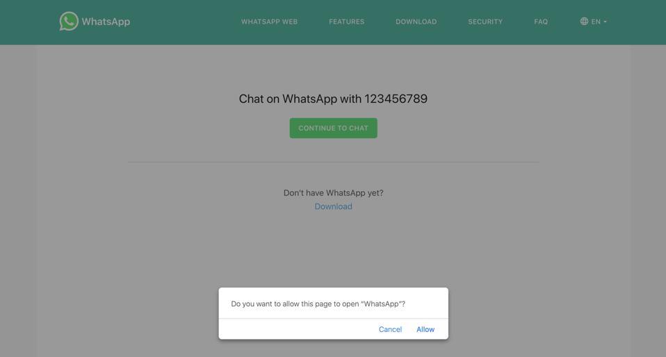 Aparece nuevo problema de seguridad en WhatsApp