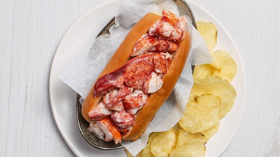 Get Maine Lobster Maine Lobster Roll Kit