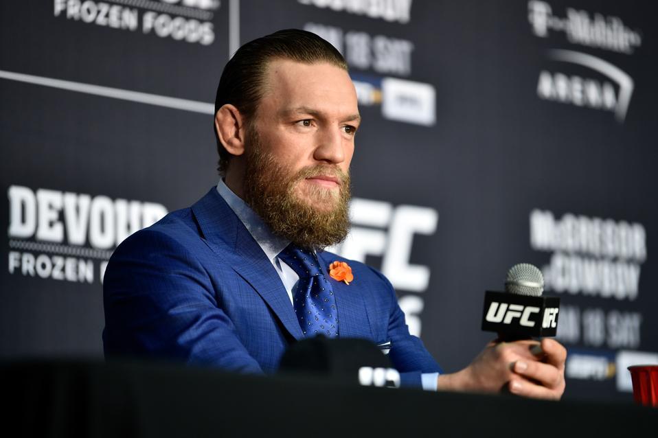UFC 246: McGregor v Cerrone
