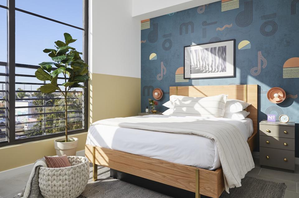 Domio Miami Wynwood Master Bedroom Apartment Hotel