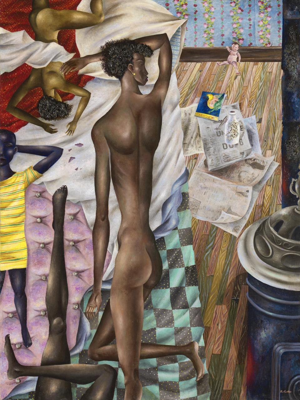 The Room No. VI, 1948.