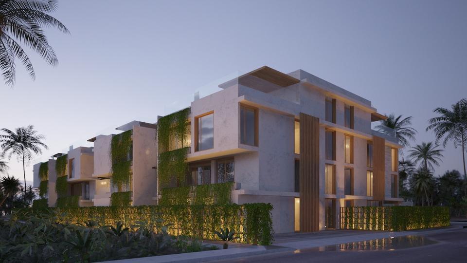 Domio Tulum Mexico Apartment Hotel Casa Libre