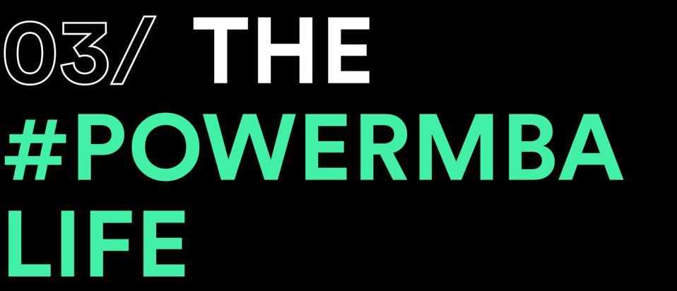 03 the powermba life