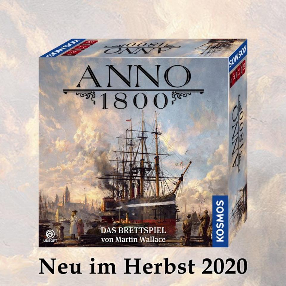 Anno 1800: The Board Game