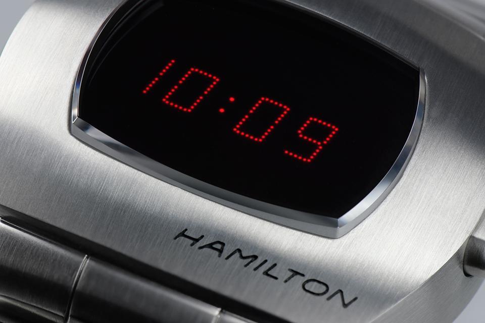 The Hamilton PSR.