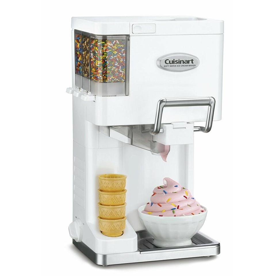 Cuisinart Mix It In™ Soft Serve Ice Cream Maker