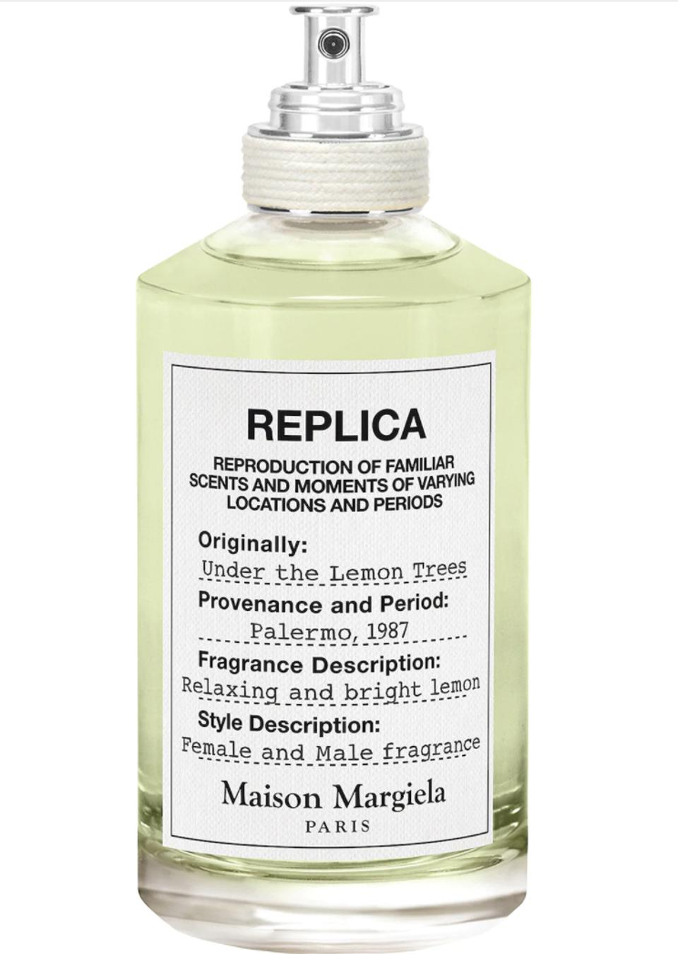 Maison Margiela REPLICA Under the Lemon Trees Eau de Toilette (3.4 oz.)
