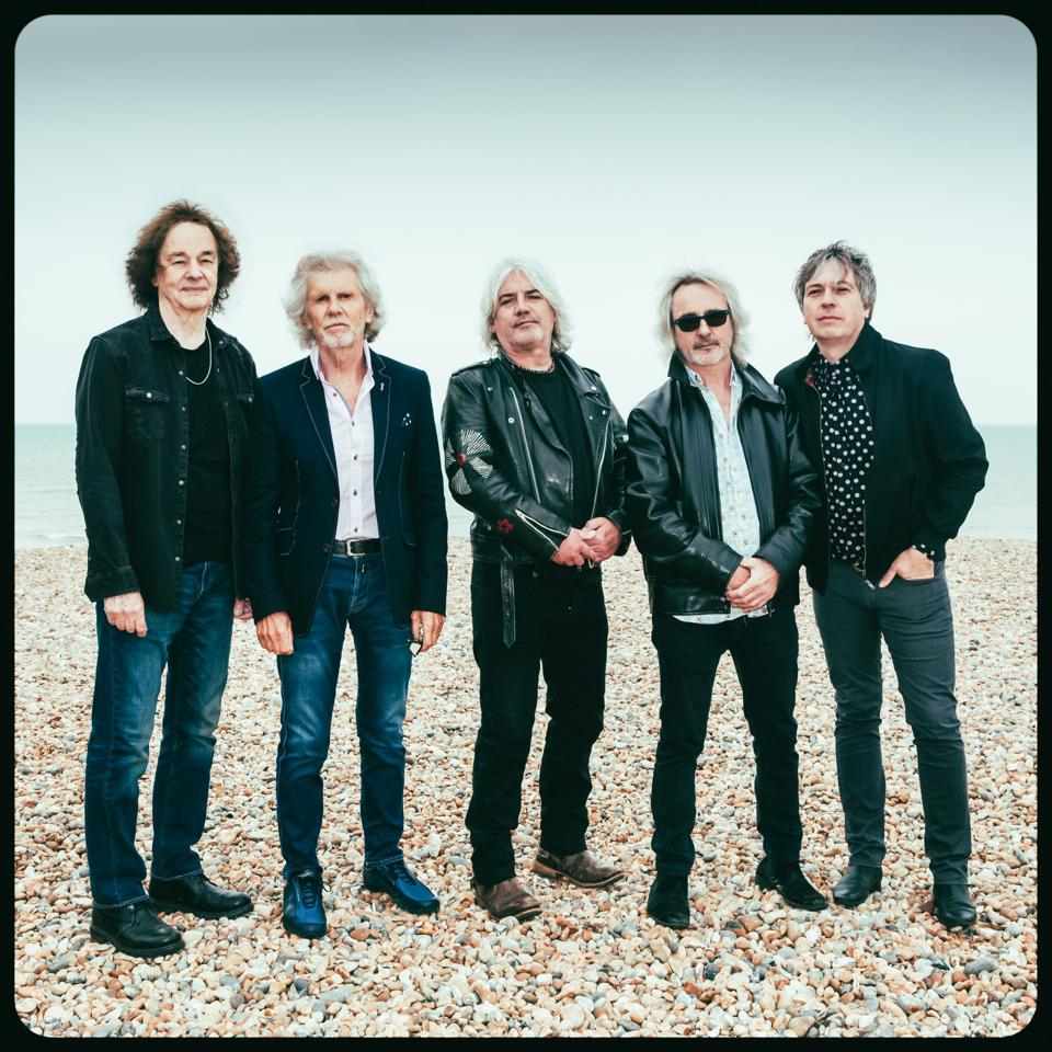 The Zombies current lineup
