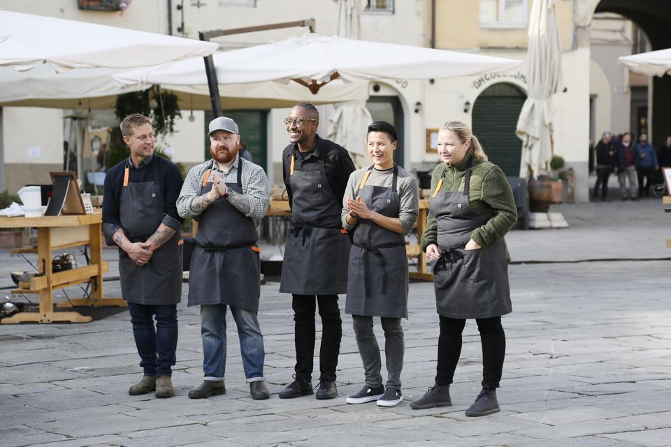 Top Chef season 17 contestants
