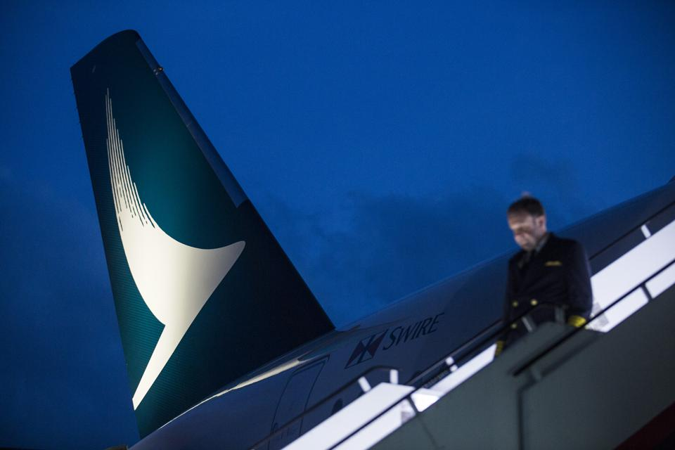 HK CATHAY PACIFIC