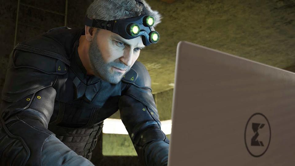 Sam Fisher in Ghost Recon: Breakpoint