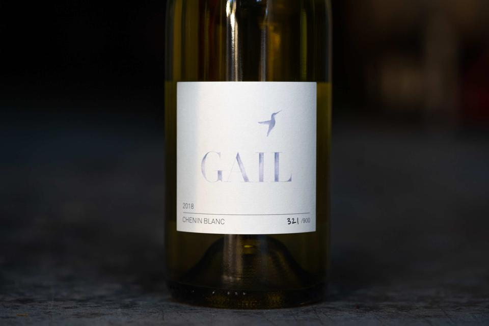 Gail Chenin Blanc 2018 sings with top-quality Sonoma Valley fruit.