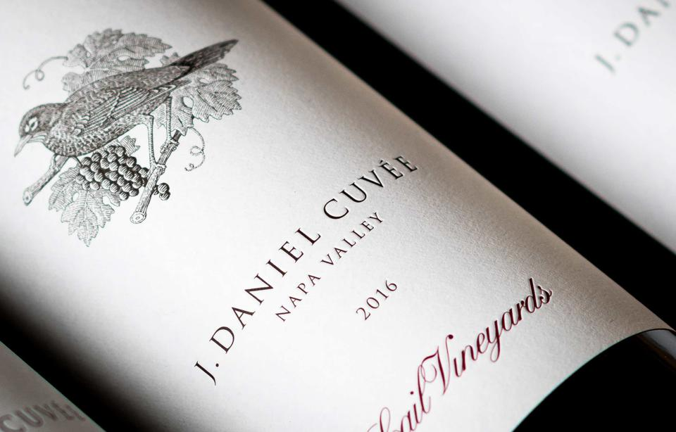 Lail Vineyards is a classic Napa Valley producer, and the 2016 J. Daniel is a stunner.