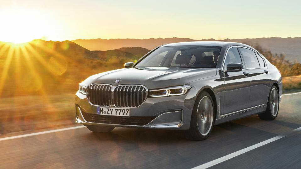 The posh and powerful BMW 7 Series is one of the best bargains among rental cars being sold off by bankrupt Hertz according to a survey of national listings.