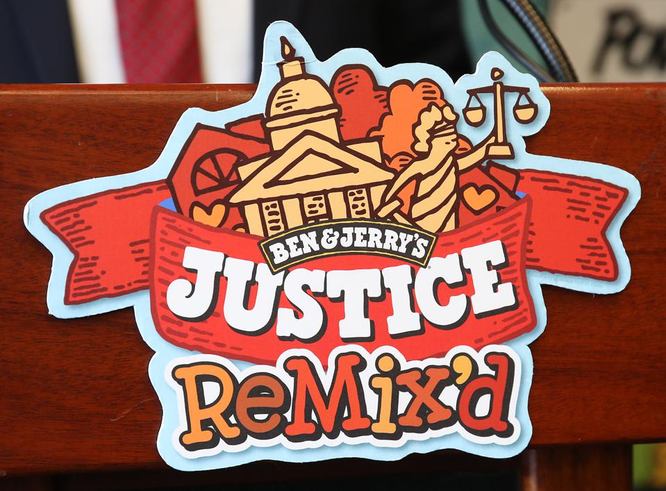 in 2019 Ben & Jerry's launched a new in conjunction with the civil rights organization, Advancement Project, to ″spotlight structural racism in a broken criminal legal system″